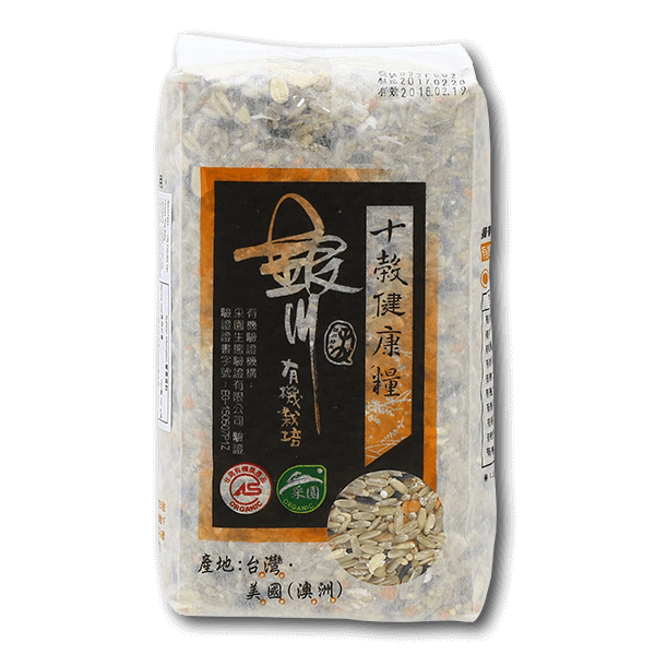 YIN CHUAN Ten Cereals Rice  (900g)