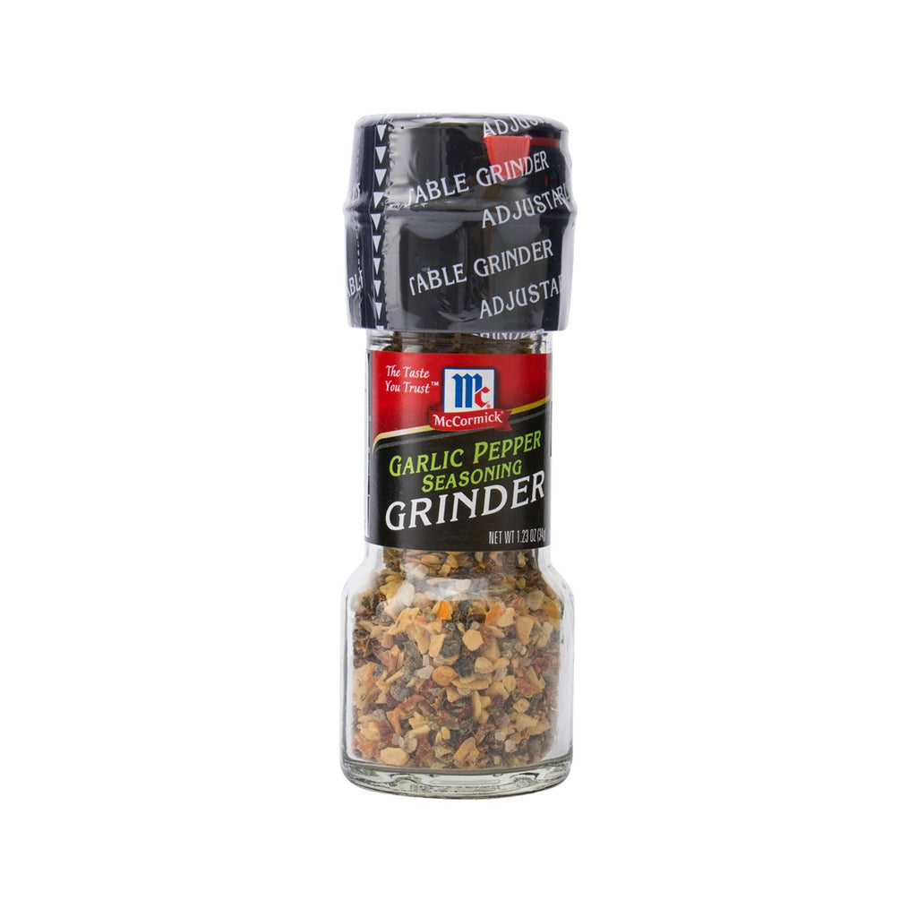 Mccormick Garlic Pepper Seasoning(34g)