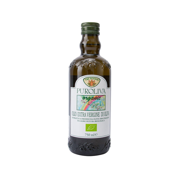 M.BARBERA&FIGLI Puroliva Organic Extra Virgin Olive Oil  (750mL)