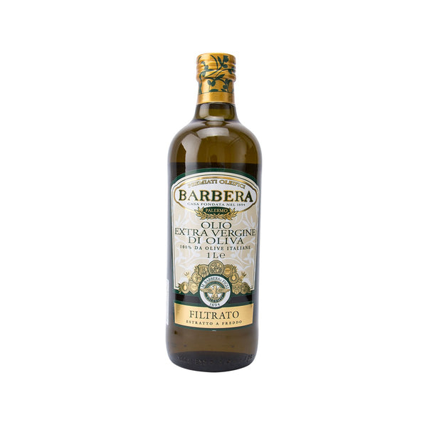 M.BARBERA&FIGLI Filtrato Extra Virgin Olive Oil  (1000mL)