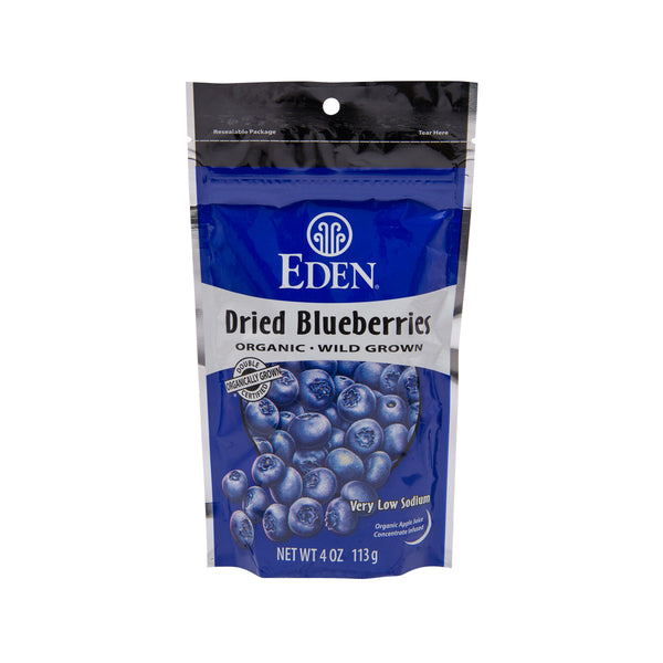 EDEN Organic Dried Blueberries  (113g)