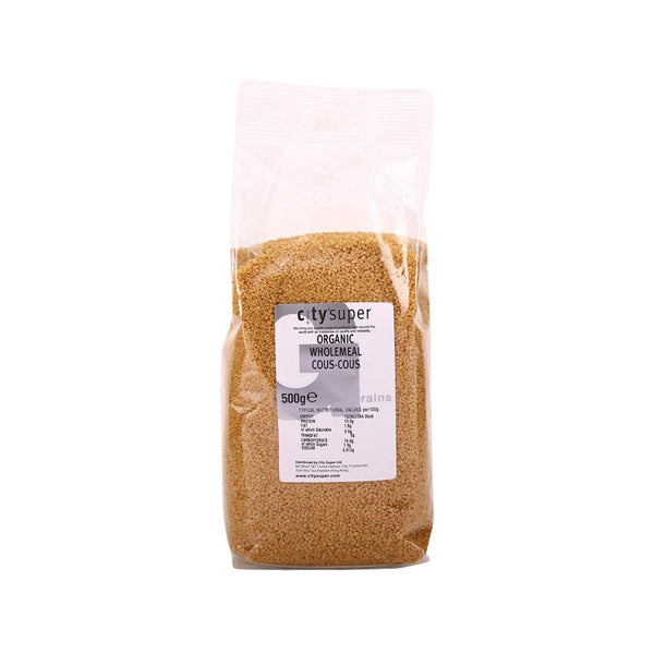 city'super Organic Wholemeal Cous-Cous(500g)