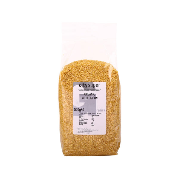 city'super Organic Millet Grain(500g)