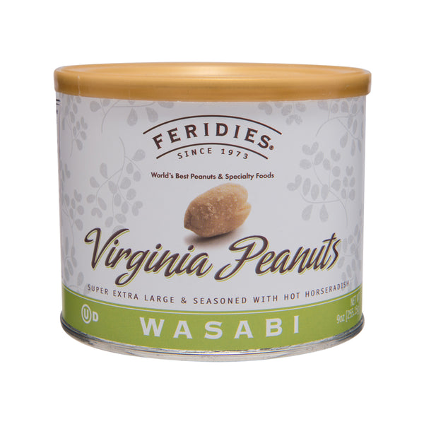FERIDIES Wasabi Virginia Peanuts  (255.15g)