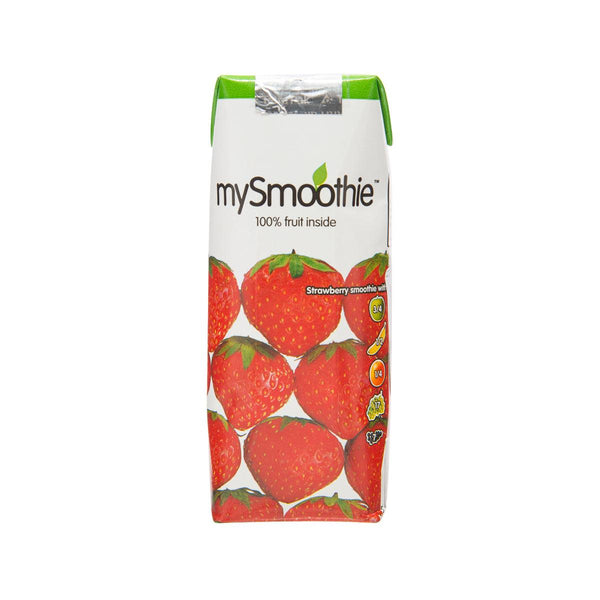 MY SMOOTHIE Strawberry Smoothie  (250mL)