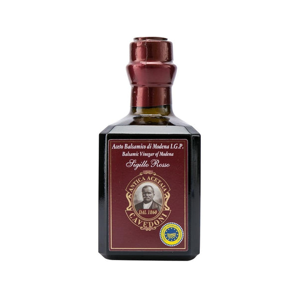 CAVEDONI 'Red Label' Balsamic Vinegar of Modena  (250mL)