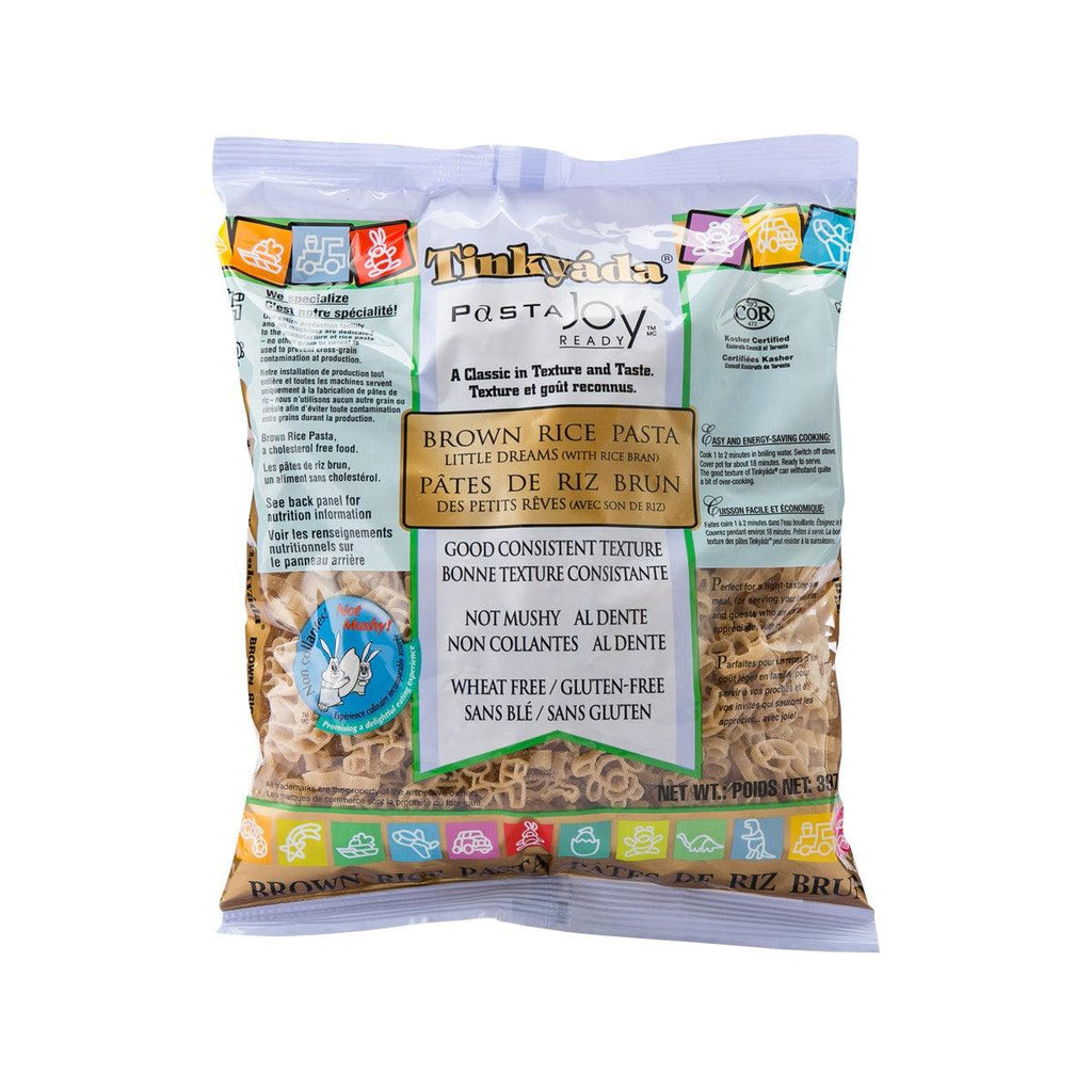 Tinkyada Gluten-Free Little Dreams Brown Rice Pasta(397g)