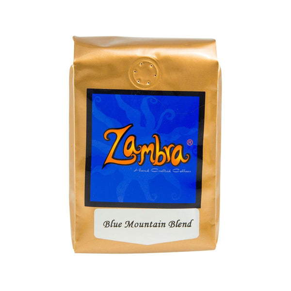 ZAMBRA Hand Crafted Coffee - Blue Mountain Blend  (250g)