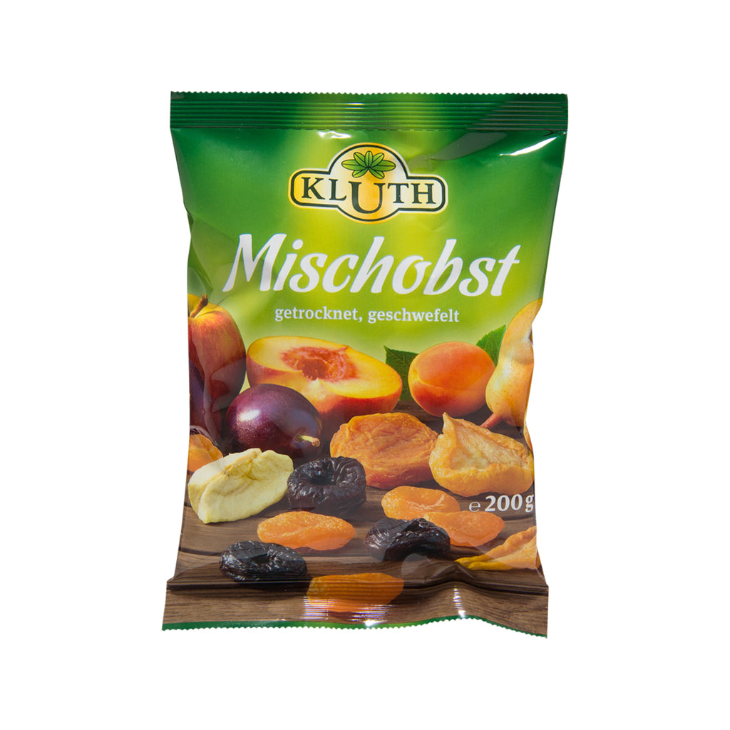 KLUTH Mixed Dried Fruits  (200g)