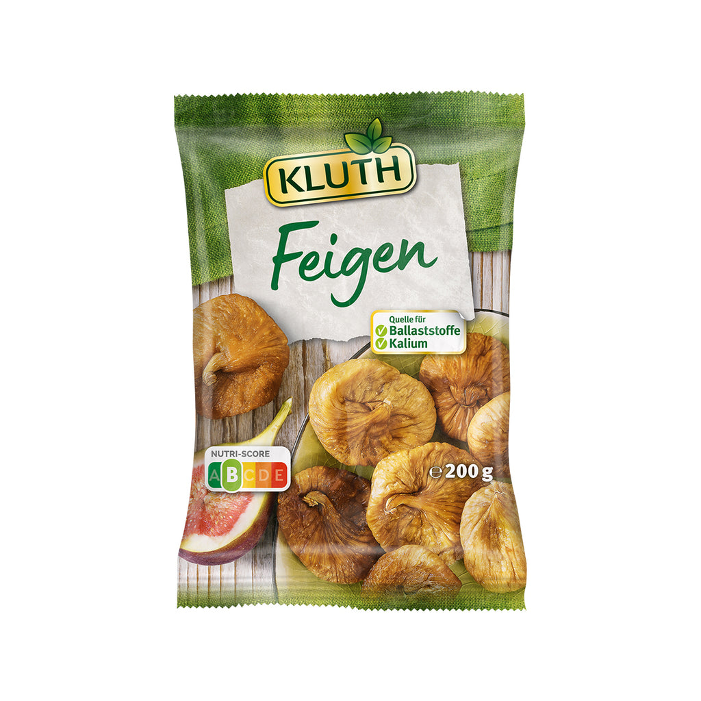 KLUTH Dried Figs  (200g)