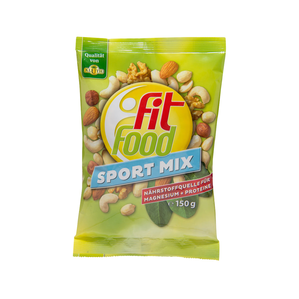 KLUTH Fit Food Sport Mixed Nuts  (150g)