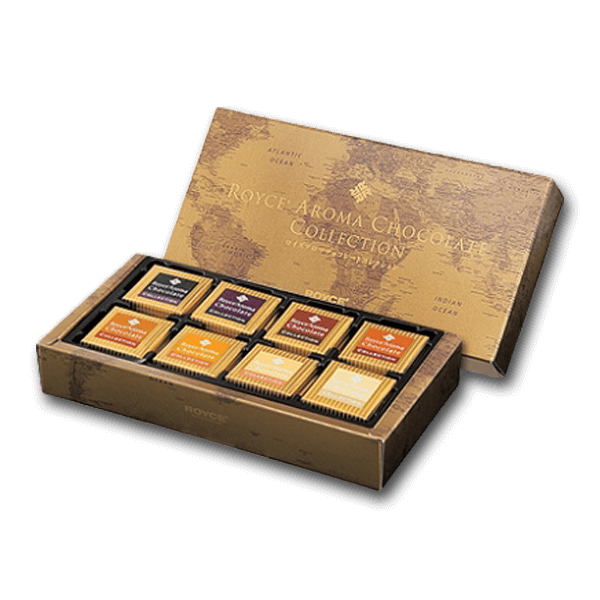 ROYCE' Aroma Chocolate Collection  (160g)