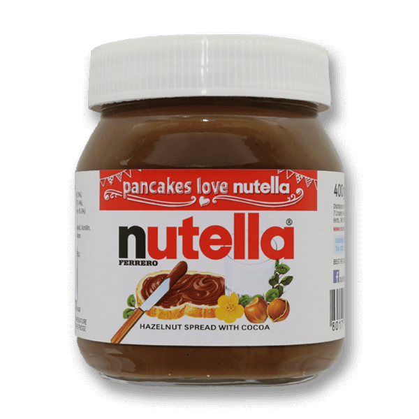 Nutella Hazelnut Spread With Cocoa(400g)