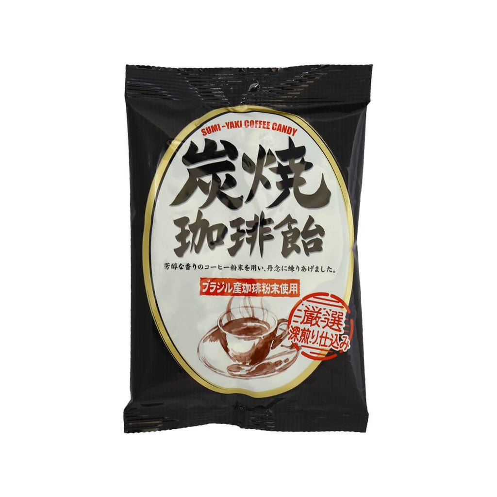 RIBON Candy - Charcoal Grilled Coffee  (100g)
