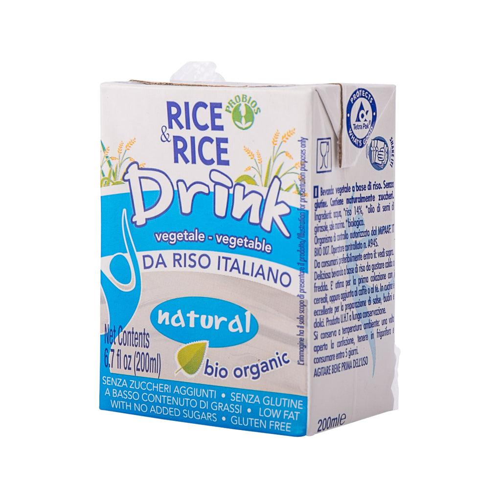 PROBIOS Rice Drink - Natural  (200mL)