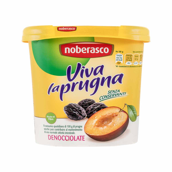 NOBERASCO Soft Dried Pitted Prunes  (400g)