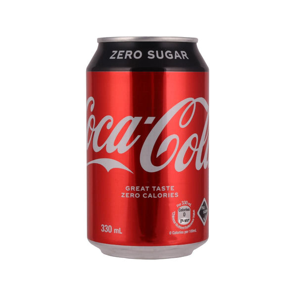 COCA COLA Coke Zero - HK  (330mL)