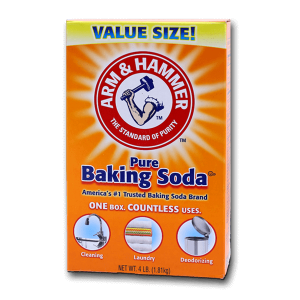 ARM & HAMMER Baking Soda  (4lb)