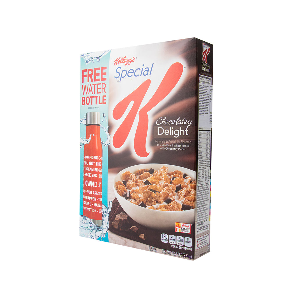 Kellogg'S Special K Chocolatey Delight Cereal(371g)
