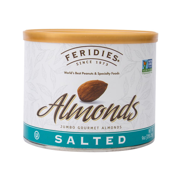 FERIDIES Salted Almonds  (255.15g)