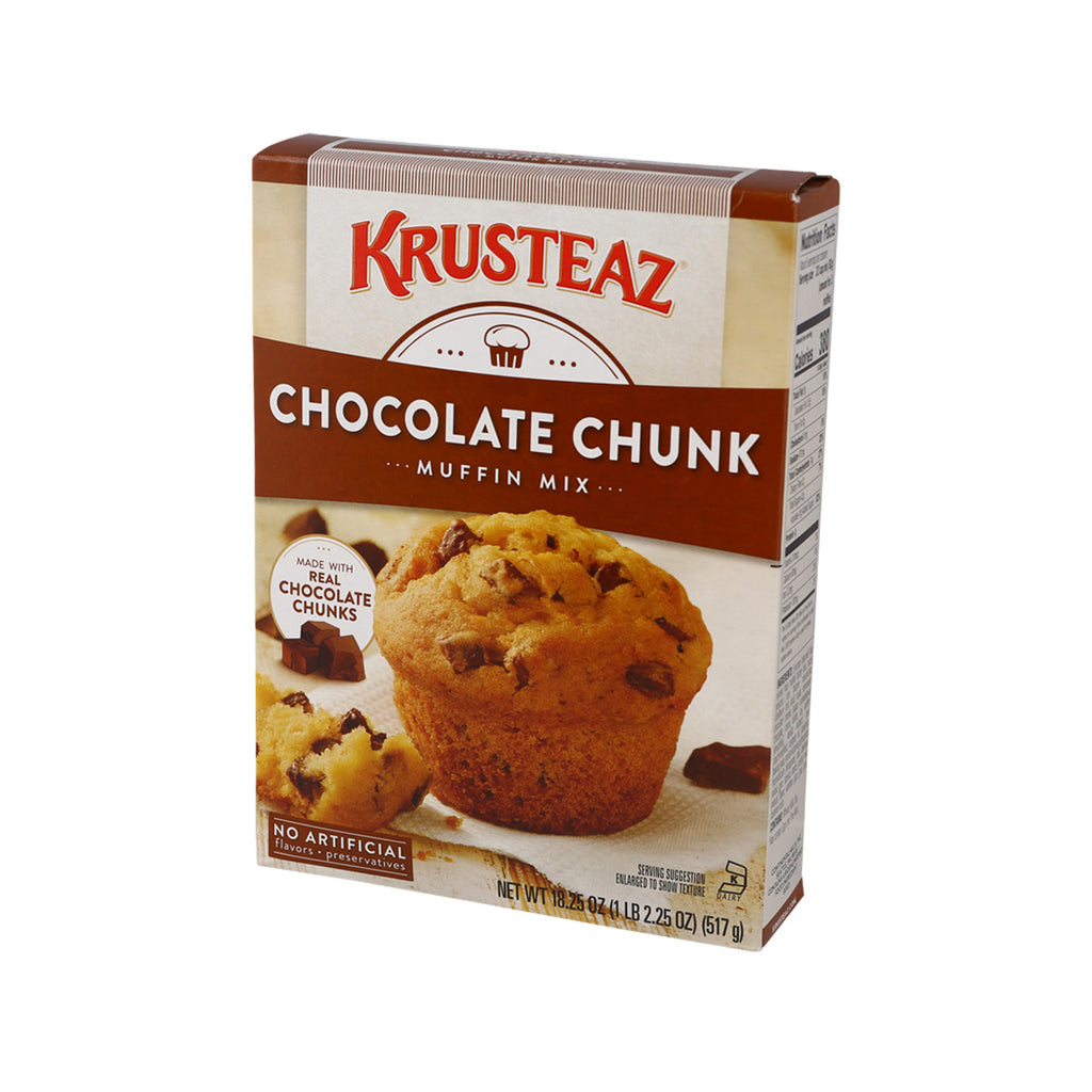 Krusteaz Chocolate Chunk Muffin Mix(517g)