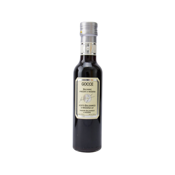 GOCCE ITALIANE Balsamic Vinegar of Modena  (250mL)