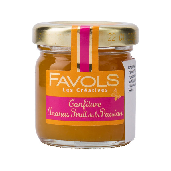 Favols Pineapple & Passion Fruit Jam(42g)