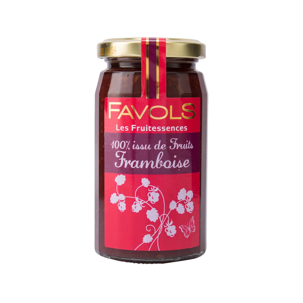 Favols Fruitessence 100% Raspberry Jam(250g)