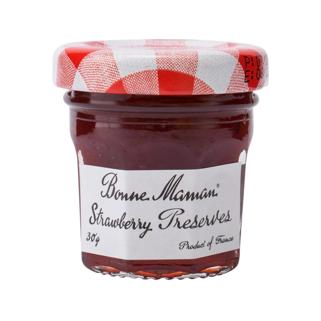 BONNE MAMAN Strawberry Preserve  (30g)