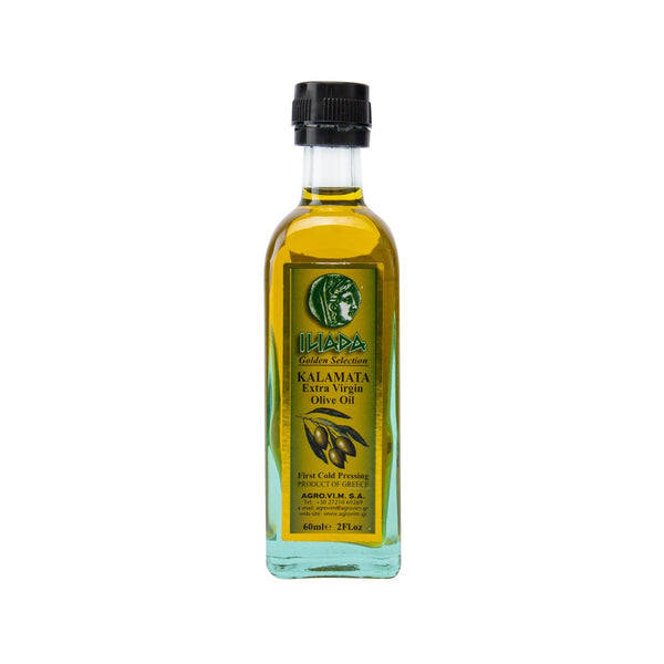 ILIADA Kalamata Extra Virgin Olive Oil  (60mL)