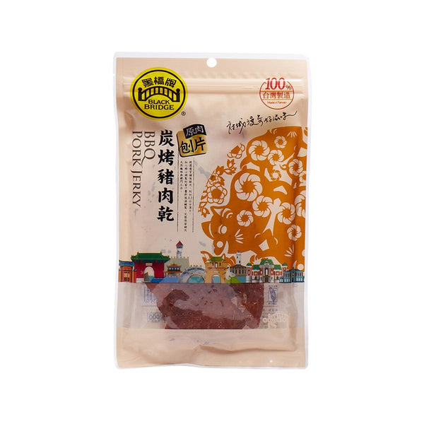BLACK BRIDGE Barbecue Pork Jerky  (95g)
