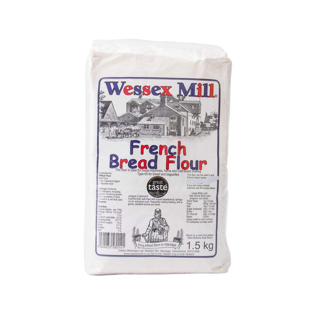 Wessex Mill French Bread Flour(1.5kg)