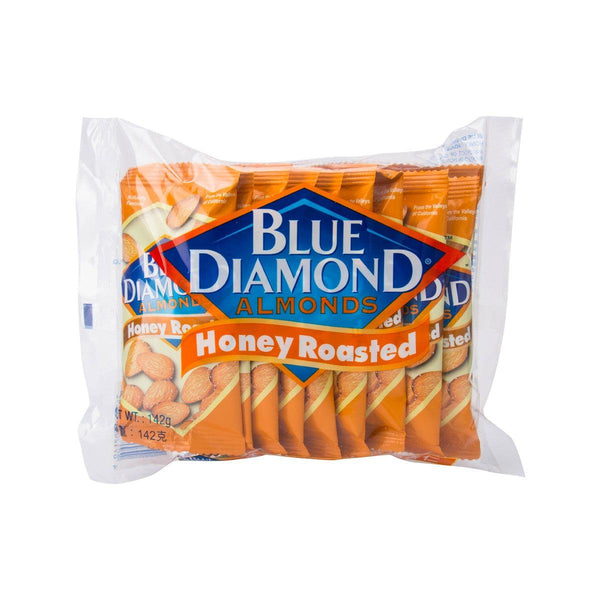 Blue Diamond Honey Roasted Almonds(142g)