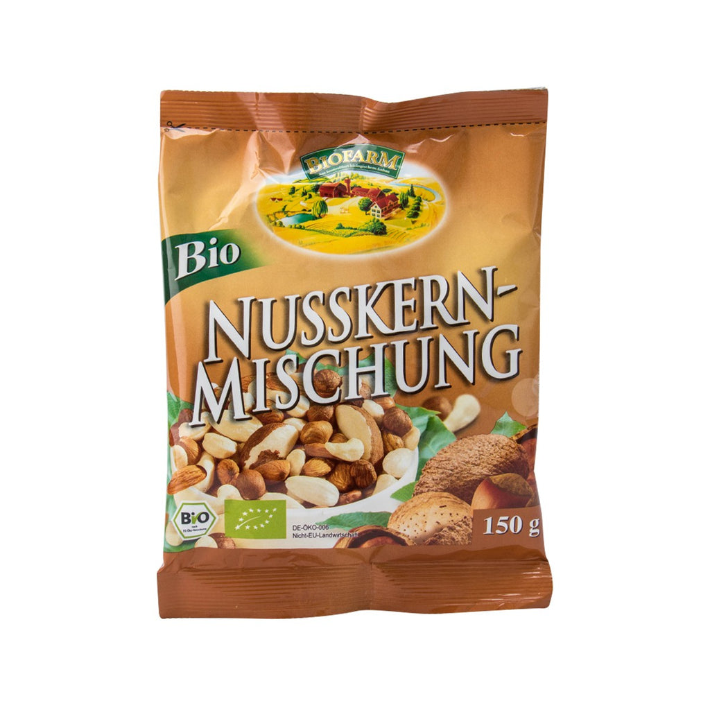 Kluth Organic Mixed Nuts(150g)