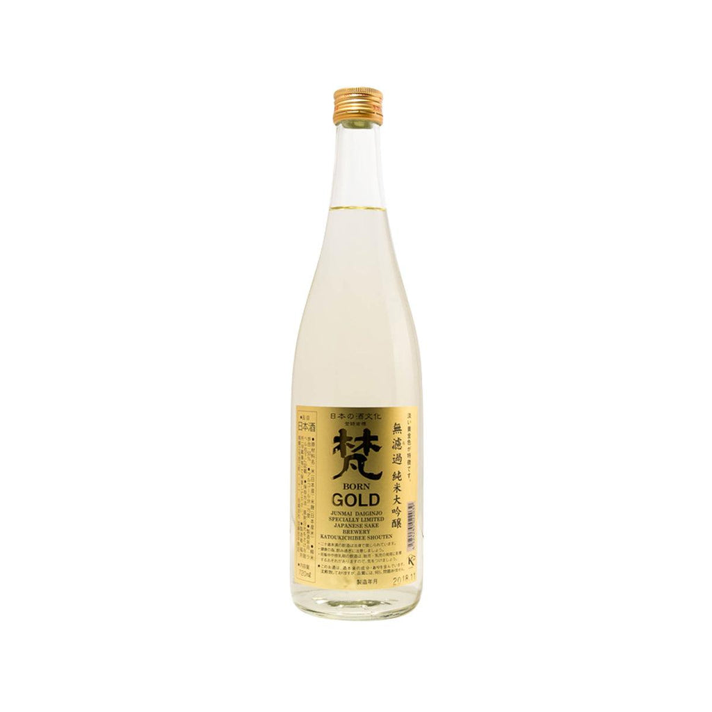 BORN Gold Junmai Daiginjo  (720mL)