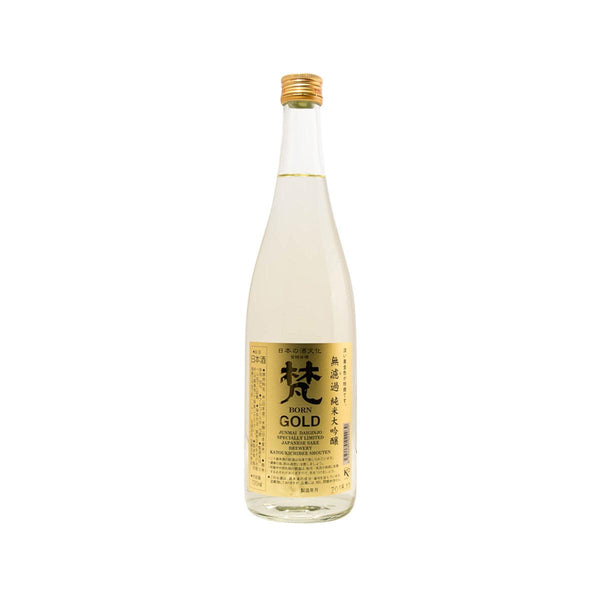 Born Gold Junmai Daiginjo 720mL