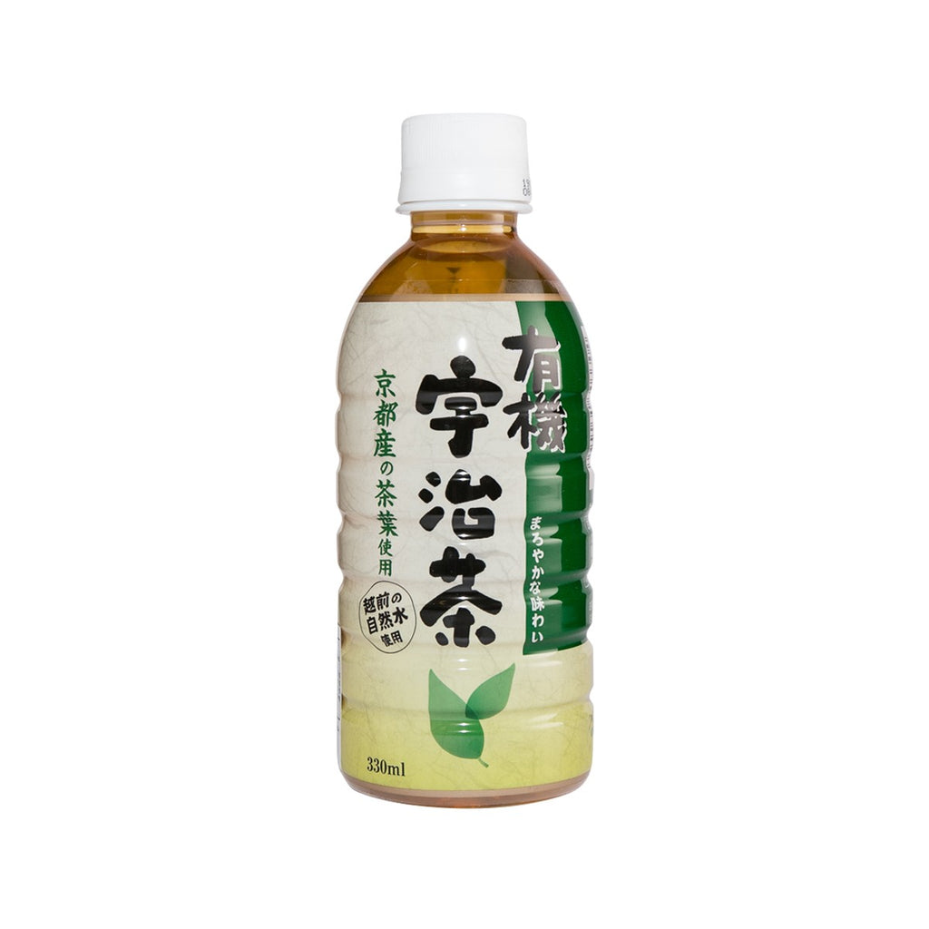 HIPEACE Organic Uji Green Tea  (330mL)