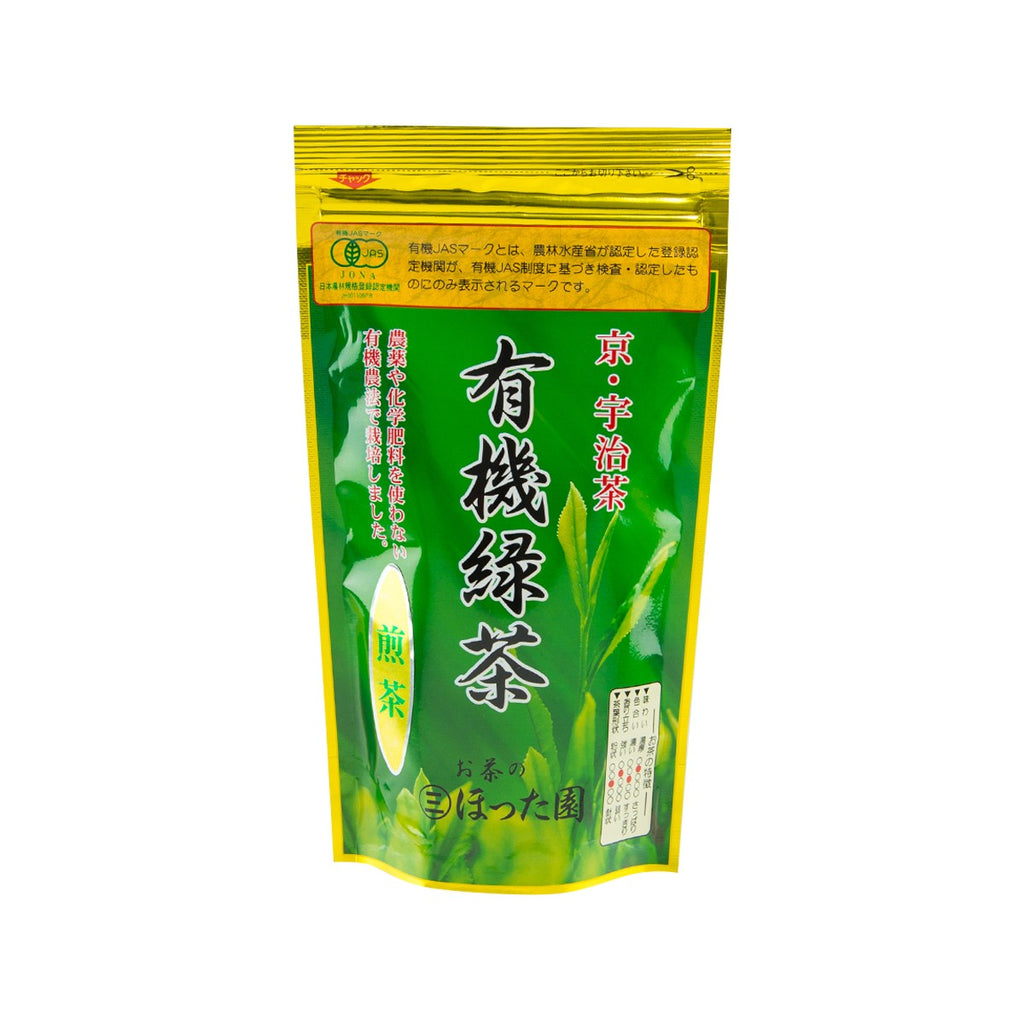 HOTTAEN Organic Green Tea - Sencha  (100g)