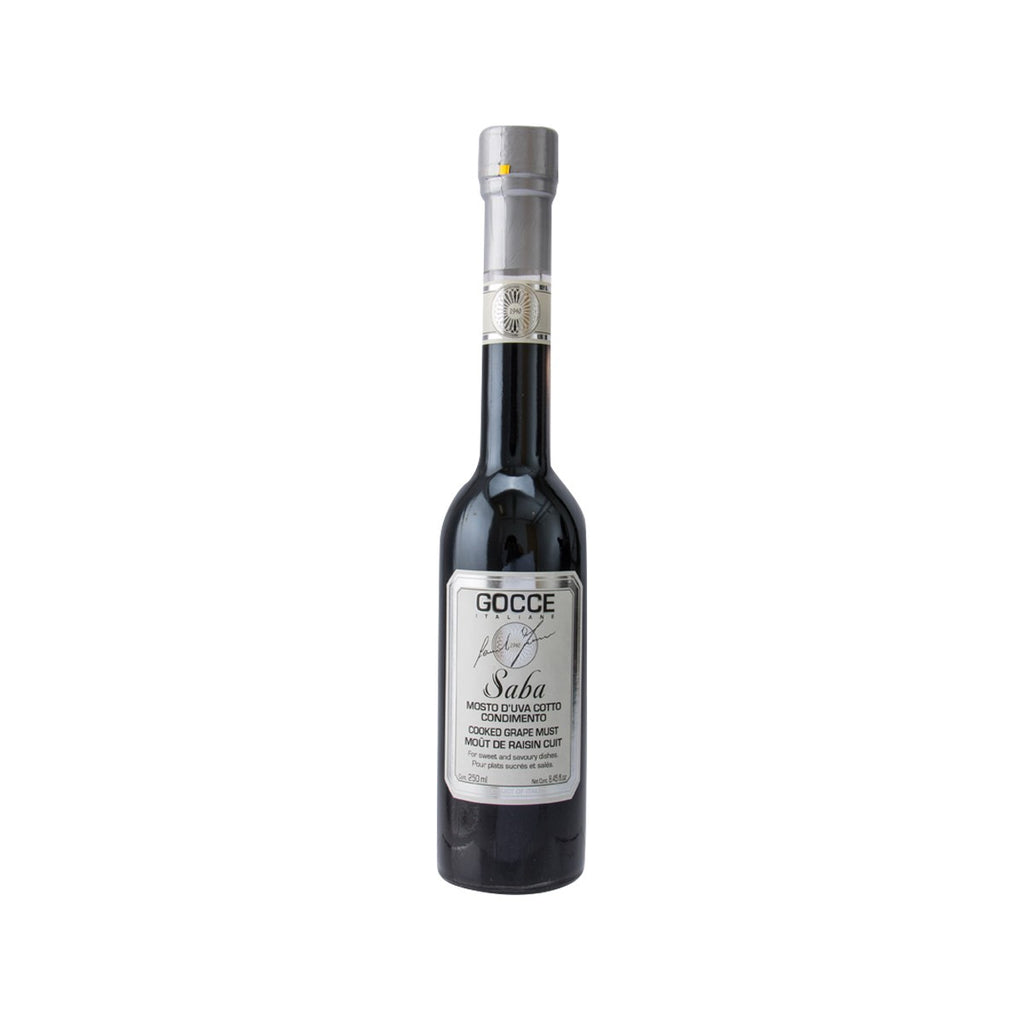 GOCCE ITALIANE Saba Cooked Grape Must Dressing  (250mL)