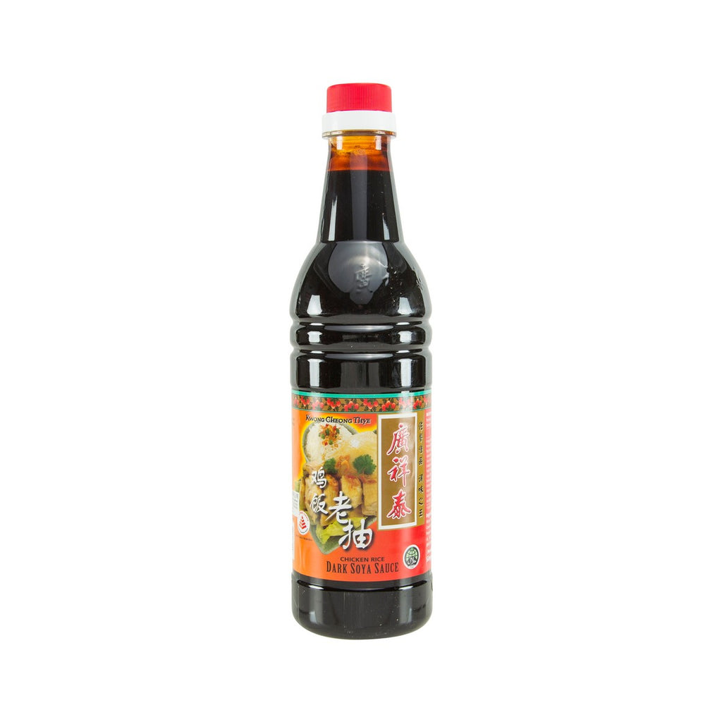 KWONG CHEONG THYE Chicken Rice Dark Soya Sauce  (640mL)