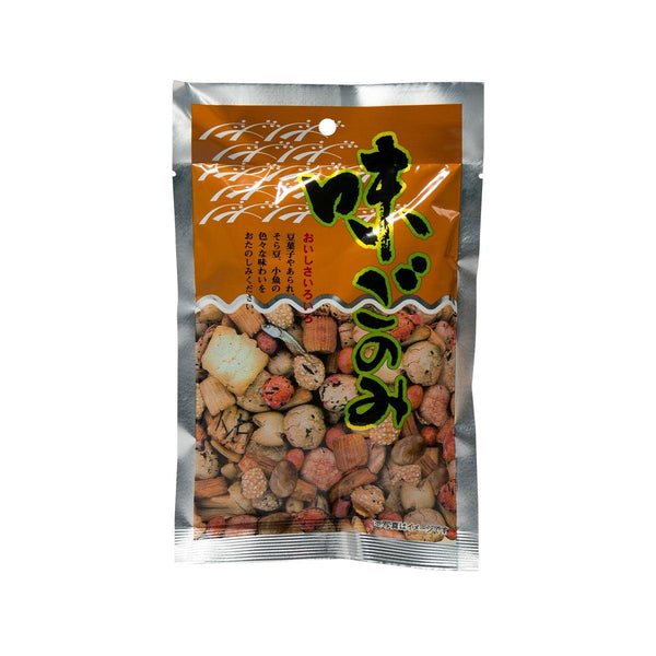 POPPONUTS Ajigonomi Assorted Nuts Snack  (80g)