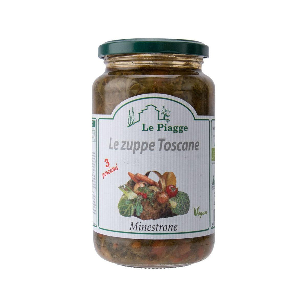 Piagge Organic Minestrone Soup(540g)