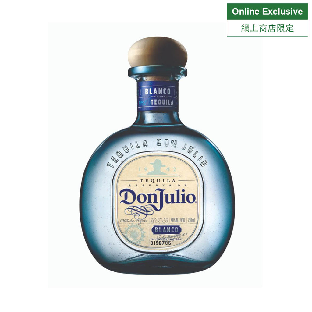 DON JULIO Blanco Tequila NV (700mL)