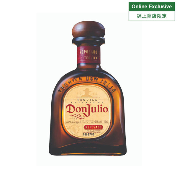 DON JULIO Reposado Tequila NV (700mL)
