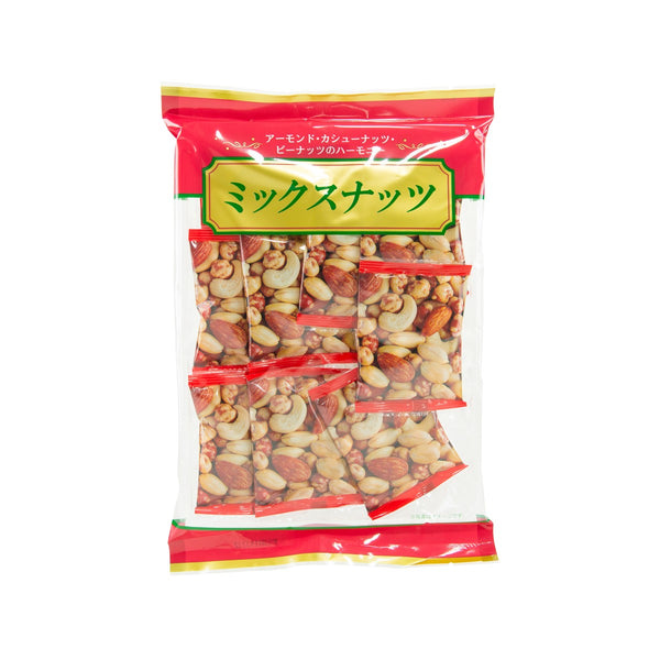 IZUMIYA SEIKA Mixed Nuts [Mini Pack]  (10pcs)