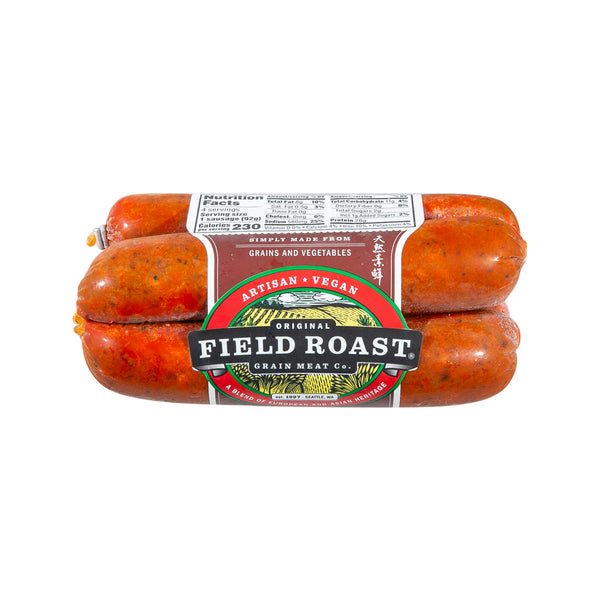FIELD ROAST Sausage - Mexican Chipotle  (368g)