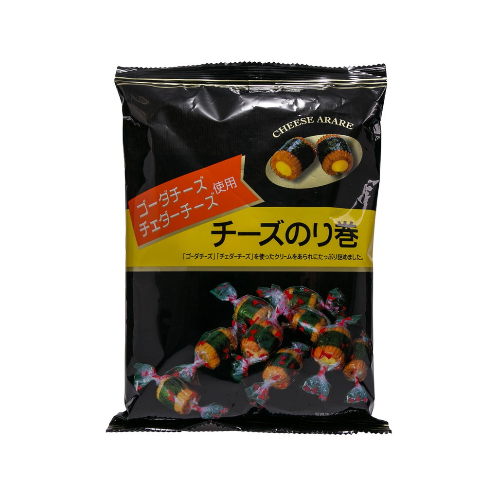 KIRARA Cheese Nori Maki Rice Cracker  (50g)