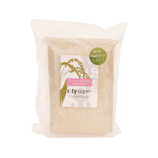 CITYSUPER Thai New Harvest Hom Mali Rice  (1000g)