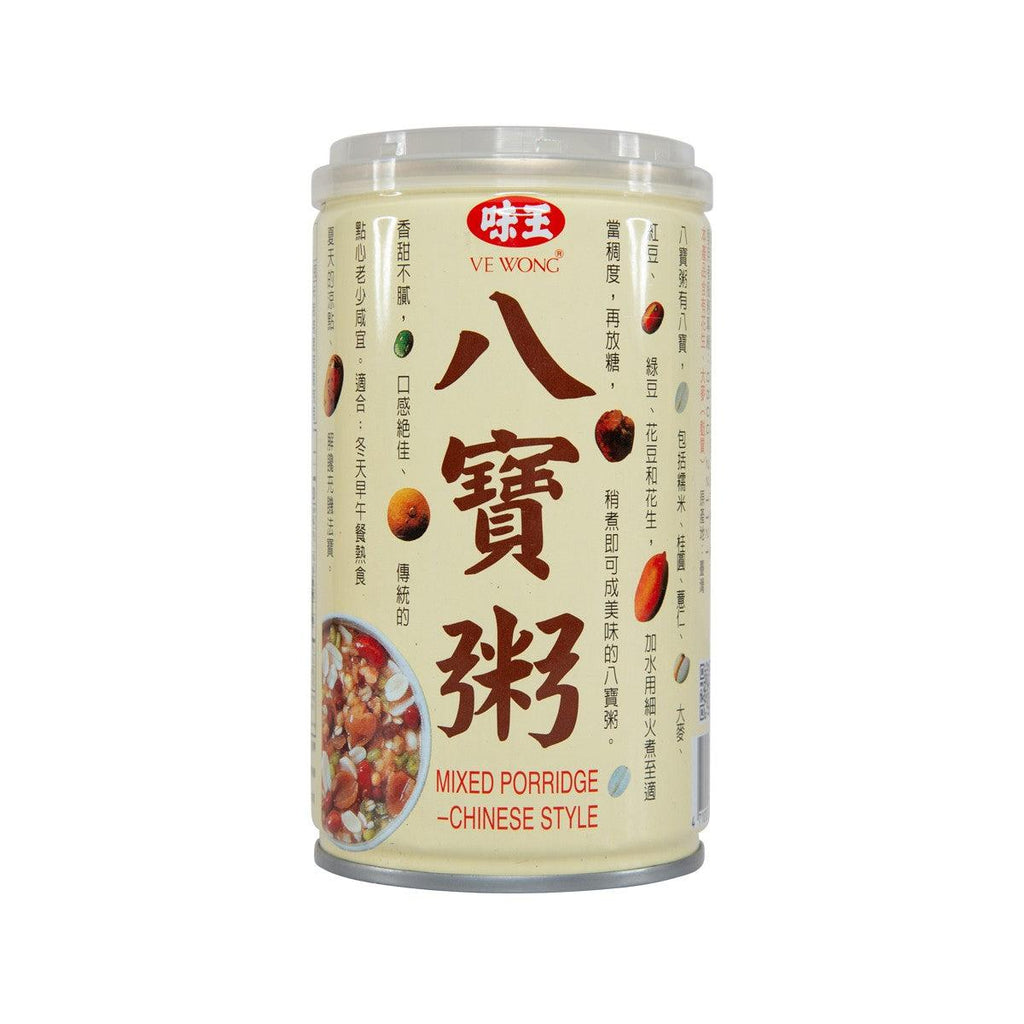 VE WONG Mixed Porridge - Chinese Style  (320g)