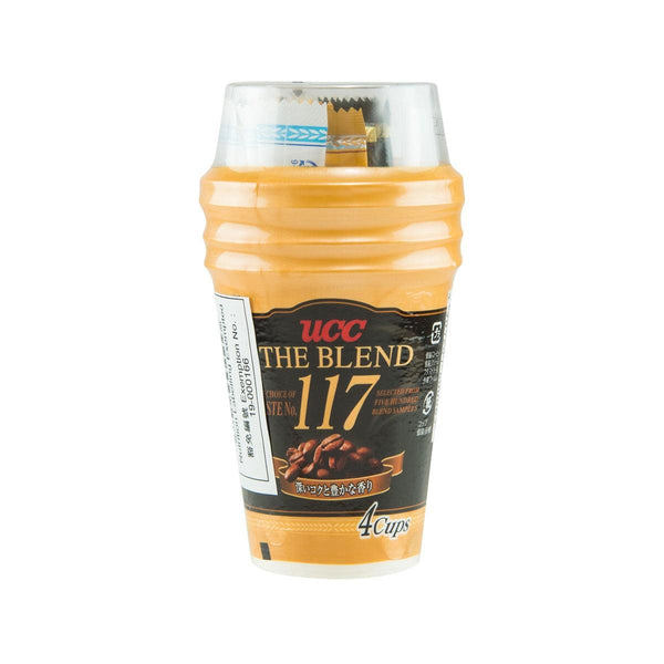 UCC The Blend 117 Instant Coffee  (4set)